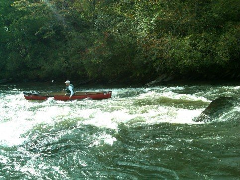 Annual Red Moshannon Downriver Race