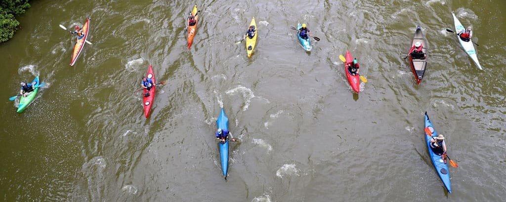 Rivanna River Regatta