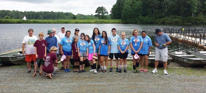Beaver Dam Canoe Jam