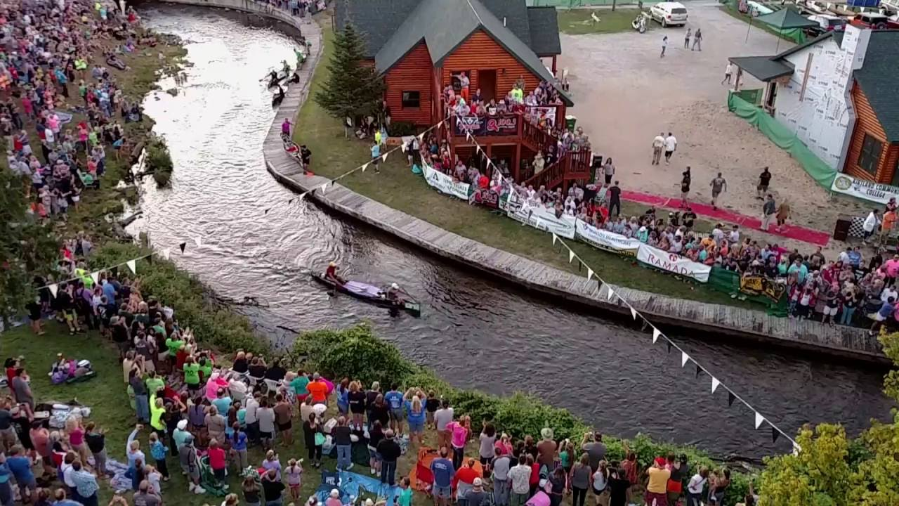 AuSable River Canoe Marathon – July 29 – 30, 2017