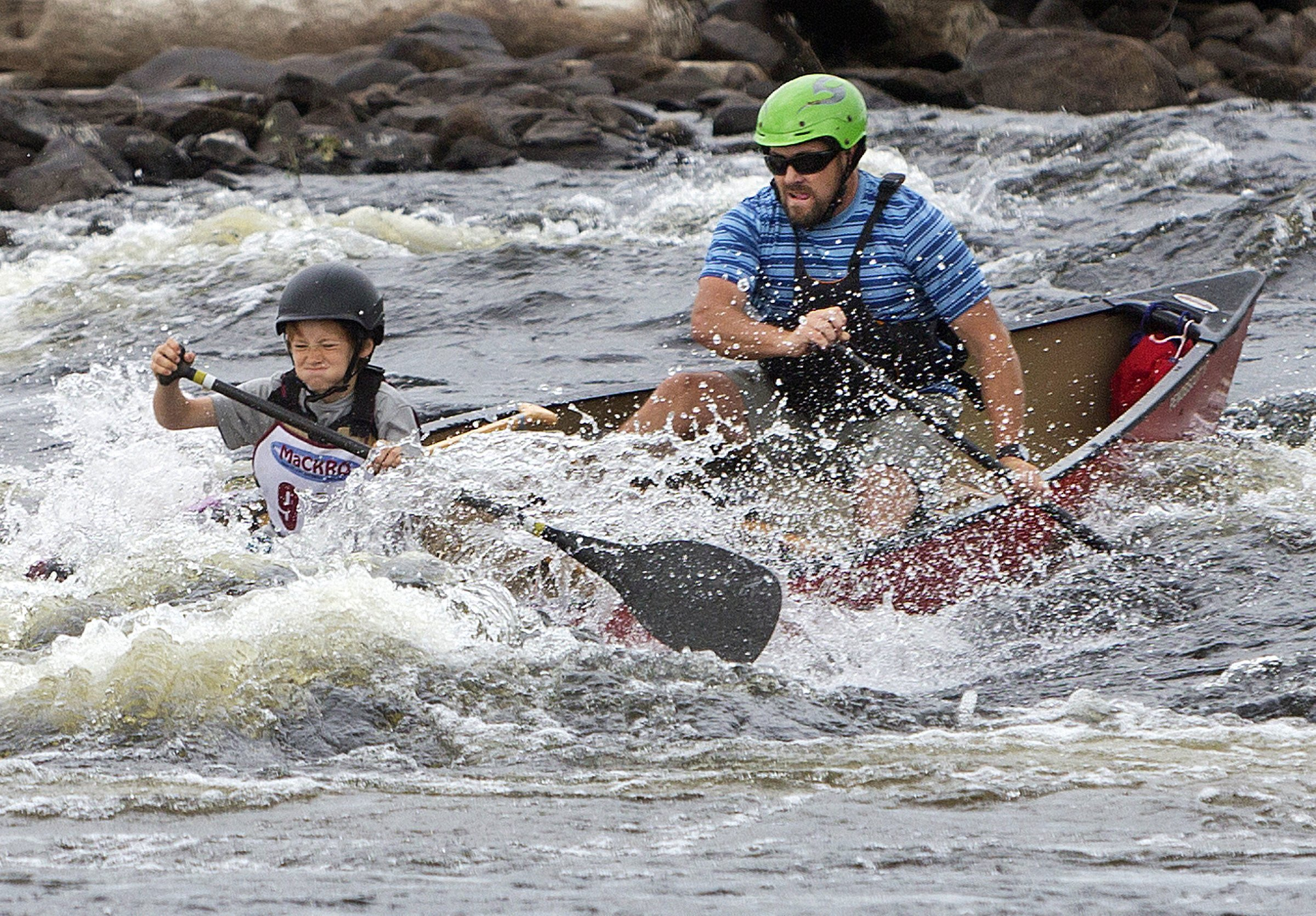 2020 Wildwater and Whitewater Open Canoe National Championships