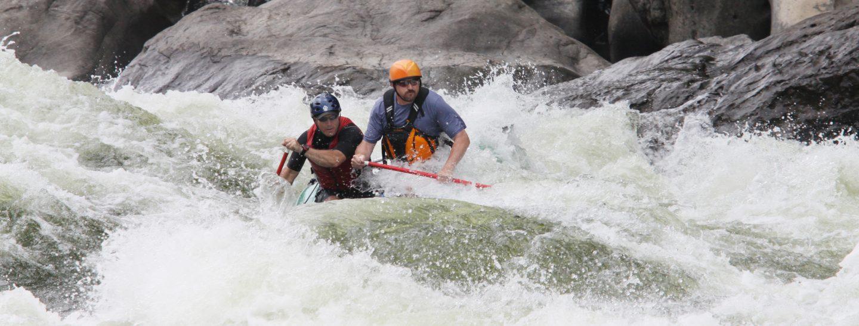 40th Great Rappahannock Whitewater Canoe Race