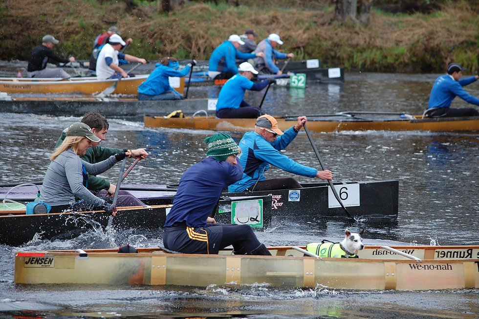 58th Annual Canton Canoe Weekend – May 3rd, 4th and 5th, 2019