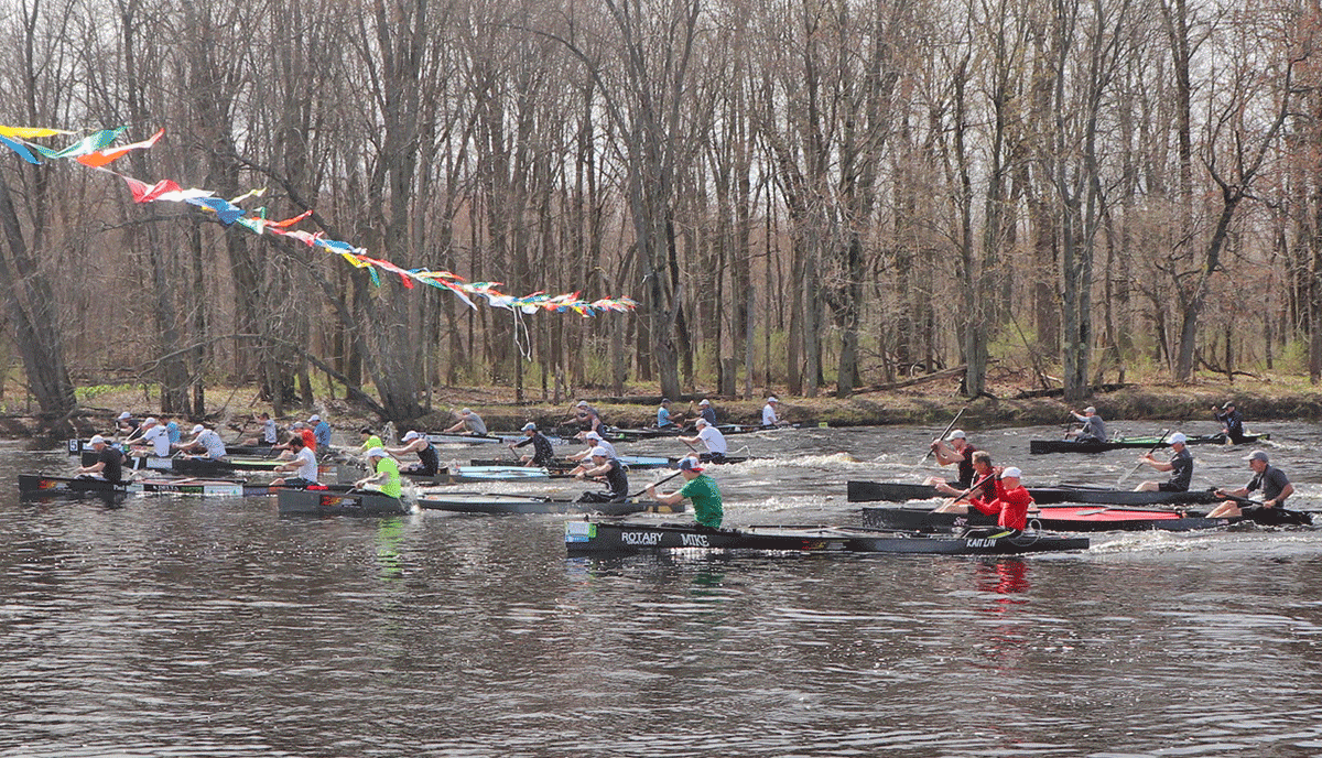 58th Annual Canton Canoe Weekend